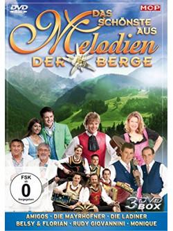 Schonste Aus Melodien Der Berge (Das) / Various (3 Dvd)