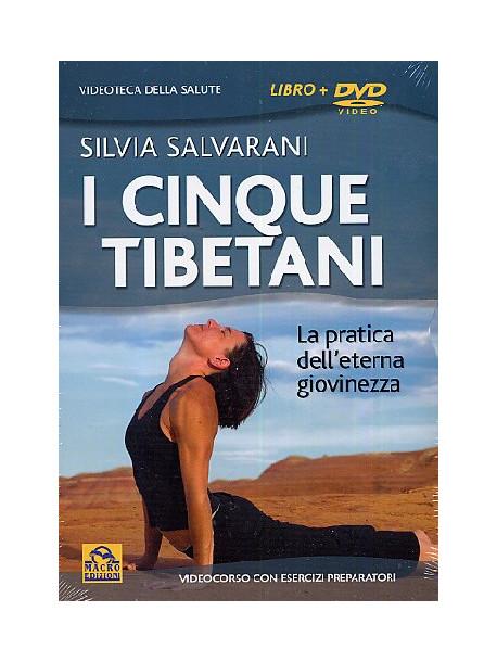 Cinque Tibetani (I) (Silvia Salvarani) (Dvd+Libro)