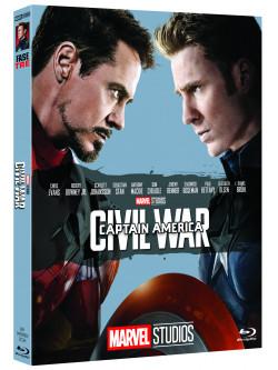 Captain America - Civil War (Edizione Marvel Studios 10 Anniversario)