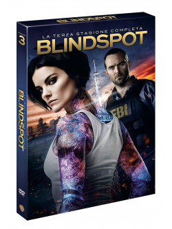 Blindspot - Stagione 03 (4 Dvd)