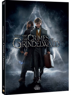 Animali Fantastici - I Crimini Di Grindelwald (Digibook) (Ltd) (Blu-Ray+Dvd)