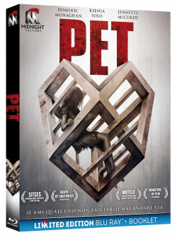 Pet (Blu-Ray+Booklet)