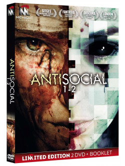 Antisocial 1-2 (2 Dvd+Booklet)