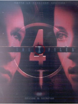 X Files Season 04 Collection (7 Dvd)