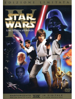 Star Wars - Episodio IV - Una Nuova Speranza (Ltd) (2 Dvd)