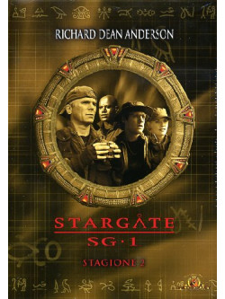 Stargate Sg-1 - Stagione 02 (6 Dvd)