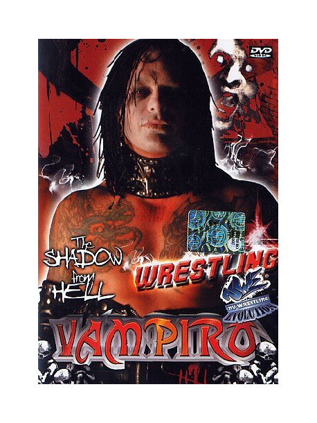 Wrestling 03 - Vampiro. The Shadow From Hell