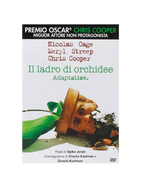 Ladro Di Orchidee (Il)