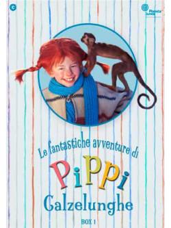 Pippi Calzelunghe Serie Tv 01 (4 Dvd)