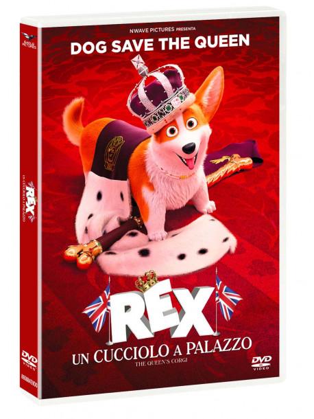 Rex - Un Cucciolo A Palazzo