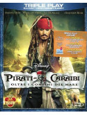 Pirati Dei Caraibi - Oltre I Confini Del Mare (Blu-Ray+Dvd+E-Copy)