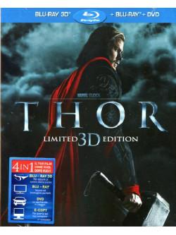 Thor (3D) (Blu-Ray+Blu-Ray 3D+Dvd+E-Copy)