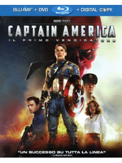 Captain America (Blu-Ray+Dvd+Digital Copy)
