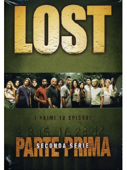 Lost - Stagione 02 01 (4 Dvd)