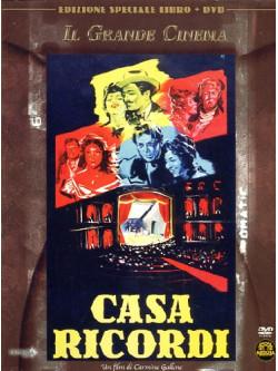 Casa Ricordi (Dvd+Libro)