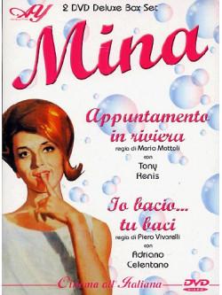 Mina De Luxe Box Set (2 Dvd)