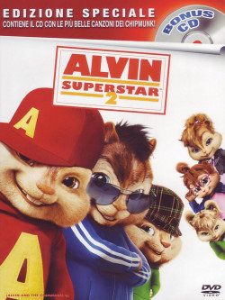 Alvin Superstar 2 (SE) (Dvd+Cd)