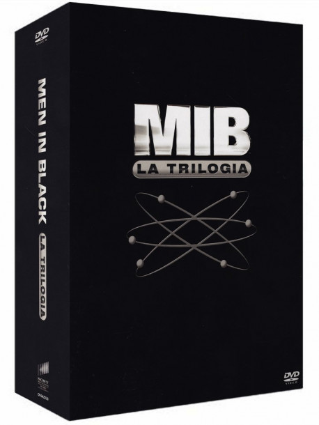Men In Black - La Trilogia (3 Dvd)