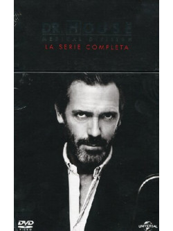 Dr. House - Stagioni 01-08 (46 Dvd + Penna Usb)