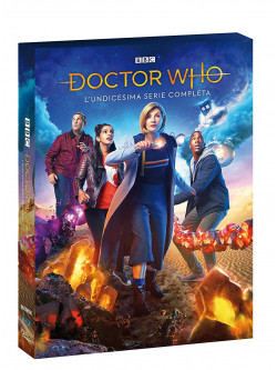 Doctor Who - Stagione 11 (4 Blu-Ray) (Edizione Limitata Con Targa Da Collezione)