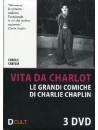 Charlie Chaplin - Vita Da Charlot (3 Dvd)