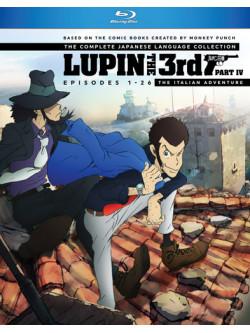 Lupin The 3Rd Part Iv: Italian Adventure (2 Blu-Ray) [Edizione: Stati Uniti]