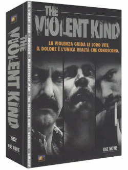 Violent Kind (The) / Bulletproof Man / Bronson (3 Dvd)