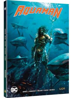 Aquaman (Ltd) (Blu-Ray+Comic Book)