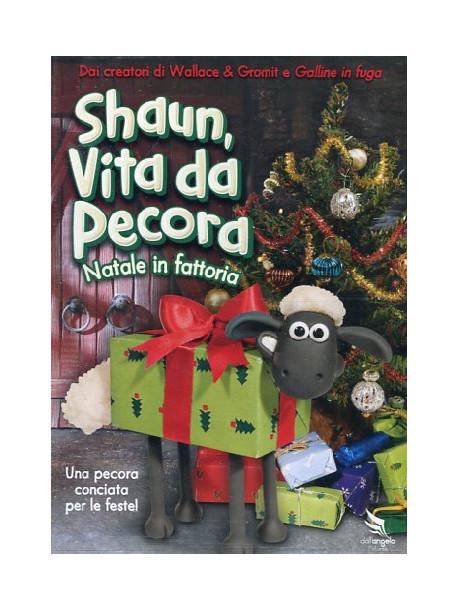 Shaun - Vita Da Pecora 08 - Natale In Fattoria