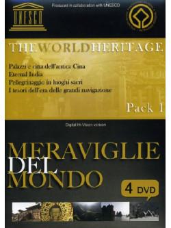 Meraviglie Del Mondo Box 01 (4 Dvd)