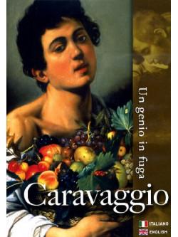 Caravaggio - Un Genio In Fuga (Dvd+Booklet)
