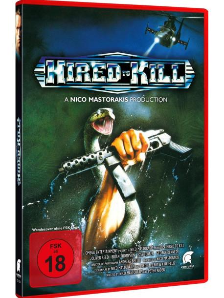 Hired To Kill [Edizione: Germania]