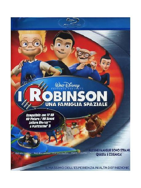 Robinson (I) - Una Famiglia Spaziale