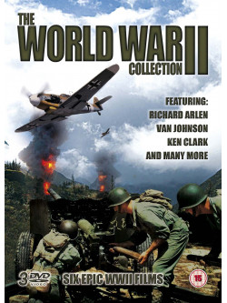 World War Ii Collection (3 Dvd) [Edizione: Regno Unito]