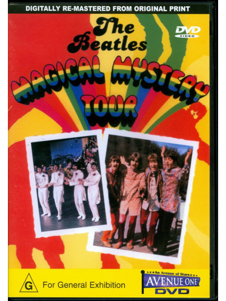 Beatles (The) - Magical Mystery Tour