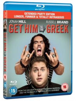 Get Him To The Greek - Extended Party Ed [Edizione: Regno Unito]