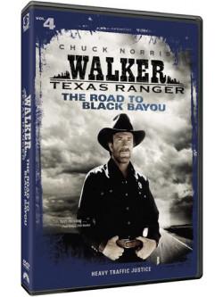 Walker Texas Ranger: The Road To Black Bayou [Edizione: Stati Uniti]