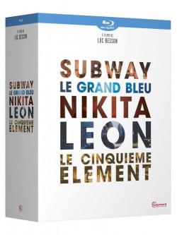 Luc Besson/Blu-Ray [Edizione: Francia]