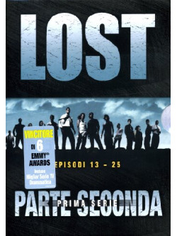Lost - Stagione 01 02 (4 Dvd)