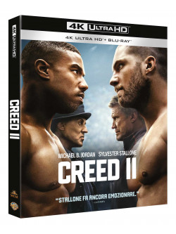 Creed 2 (Blu-Ray 4K Ultra HD+Blu-Ray)