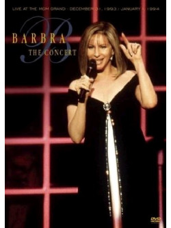 Barbra Streisand - The Concert - Live At MGM Grand 1993