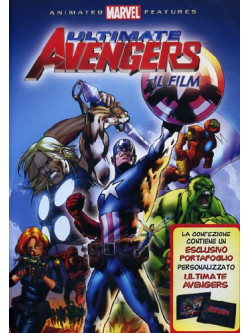 Ultimate Avengers - Il Film (Dvd+Gadget)
