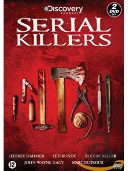 Serial Killers (2 Dvd) [Edizione: Paesi Bassi]