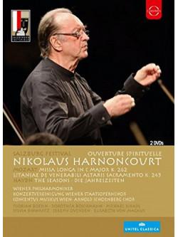 Nikolaus Harnoncourt - Salzburg Festival