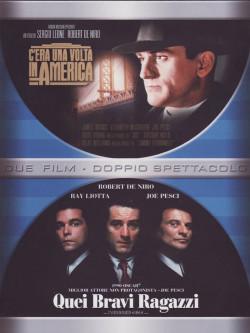 C'Era Una Volta In America / Quei Bravi Ragazzi (3 Dvd)