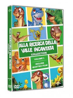 Alla Ricerca Della Valle Incantata Collection 01 - Film 2-5 (4 Dvd)