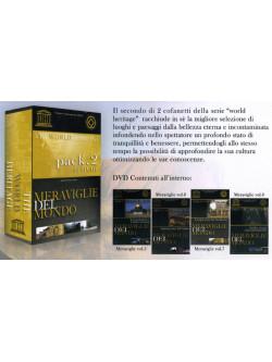 Meraviglie Del Mondo Box 02 (4 Dvd)
