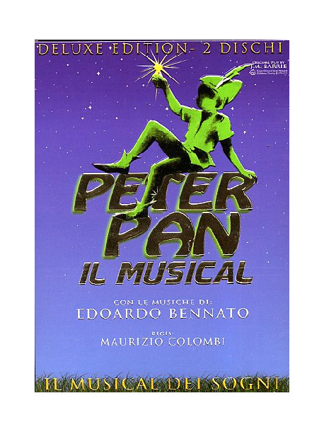 Peter Pan - Il Musical (Deluxe Edition) (2 Dvd)