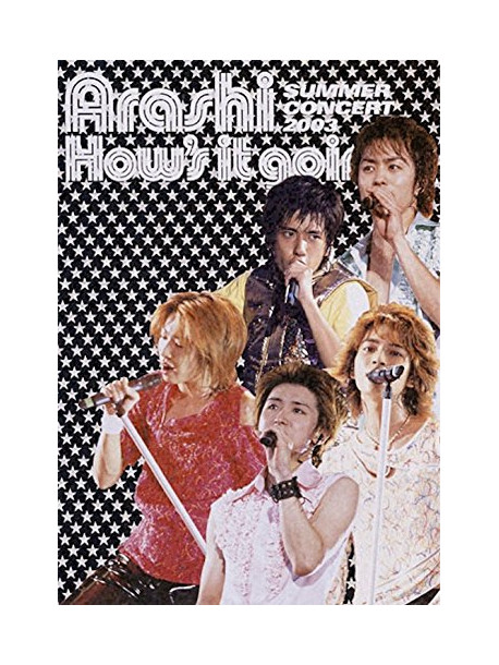 Arashi - How'S It Going?Summer Tour2003 [Edizione: Giappone]