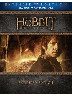 Hobbit (Lo) - La Trilogia (Extended Edition) (9 Blu-Ray)